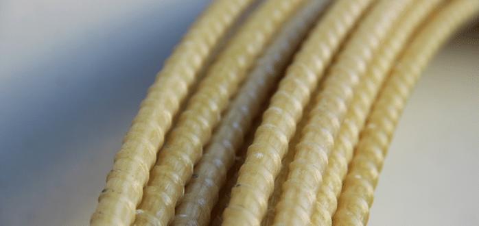 Стеклопластиковая арматура, ключевые преимущества и история появления