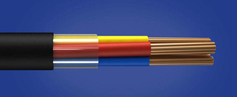 Индустриальные кабеля их отличие от проводков и главные виды
