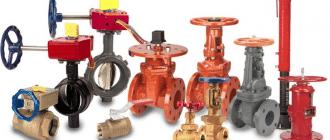 Виды, характерные черты и положительные качества трубопроводной арматуры